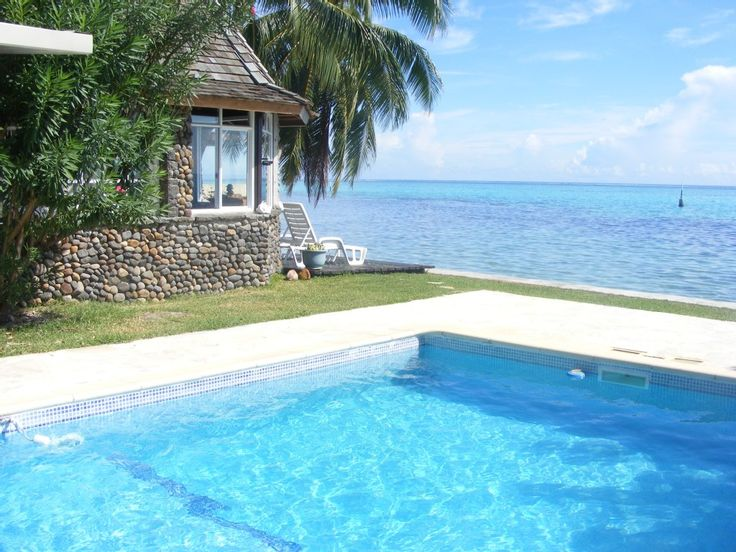 12 best Polynesie images on Pinterest Homes, Tahiti and Airplanes