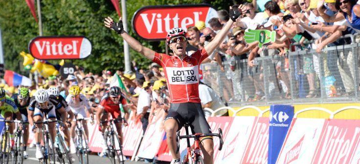 Stage 11 - Besançon > Oyonnax - Tour de France 2014