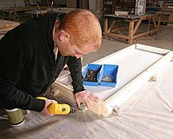 Building Concrete Countertop Forms - Fine Homebuilding Article