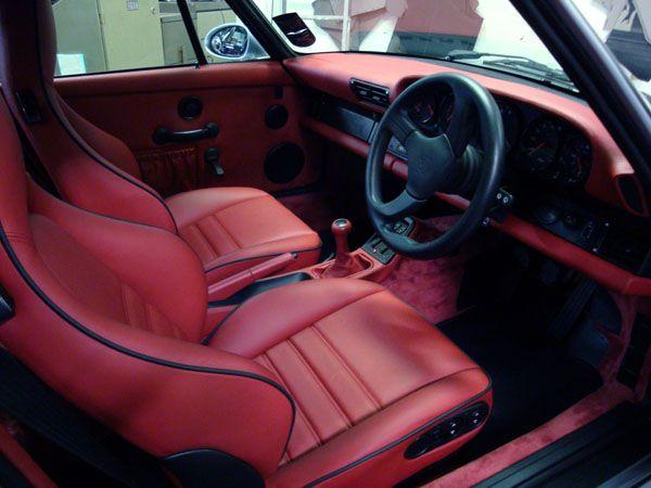 944 interior re trim complete porsche 944 turbo for Porsche 944 interieur
