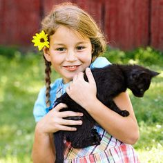 You have a new kitten or cat, and now you need to name it! Scroll through our list of unique kitten names that fit a boy or girl cat. These ideas include funny, cute and special names for your new family pet!