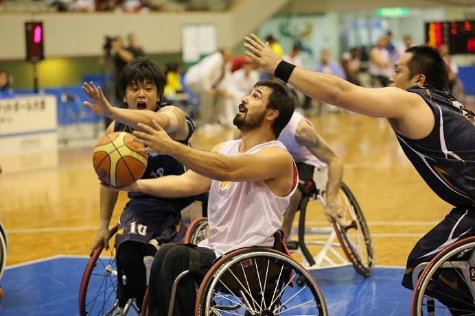 International Wheelchair Basketball Federation - Day 3 Results Kitakyushu Cup 2012