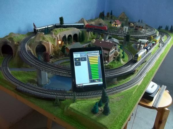 digital computer modelleisenbahn h0 z21 mit m rklin m gleis ads kids stuff pinterest. Black Bedroom Furniture Sets. Home Design Ideas