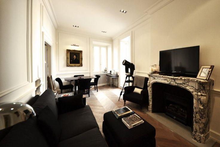 TYPE: PRIVATE HOUSE LOCATION: ROME, VIA DEI FIENILI PROGRAM: 65 m² DESIGN: 2011 COMPLETED: 2012
