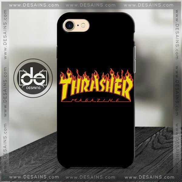 Best Phone Cases Thrasher Magazine Logo Cover Iphone Samsung ...