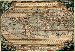Terra Australis-- (Latin for South Land) was a hypothetical continent first posited in Antiquity and which appeared on maps between the 15th and 18th centuries. Although the landmass was drawn onto maps, Terra Australis was not based on any actual surveying of such a landmass but rather based on the hypothesis that continents in the Northern Hemisphere should be balanced by land in the south. This theory of balancing land has been documented as early as the 5th century on maps by Macrobius,