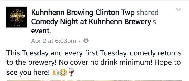 Kuhnhenn's First Tuesday