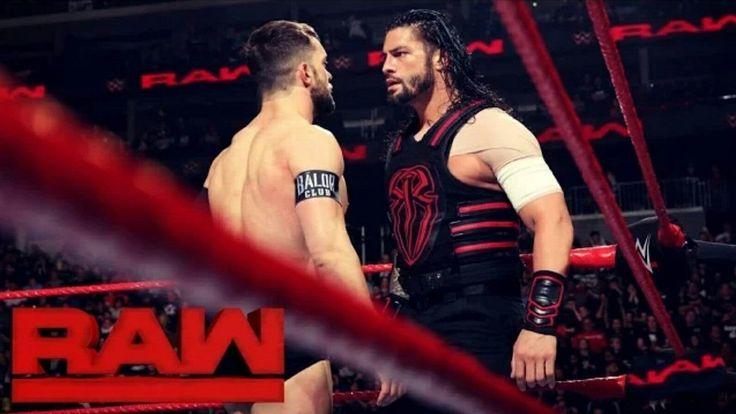 WWE Monday Night RAW 20 may 2017 Highlights