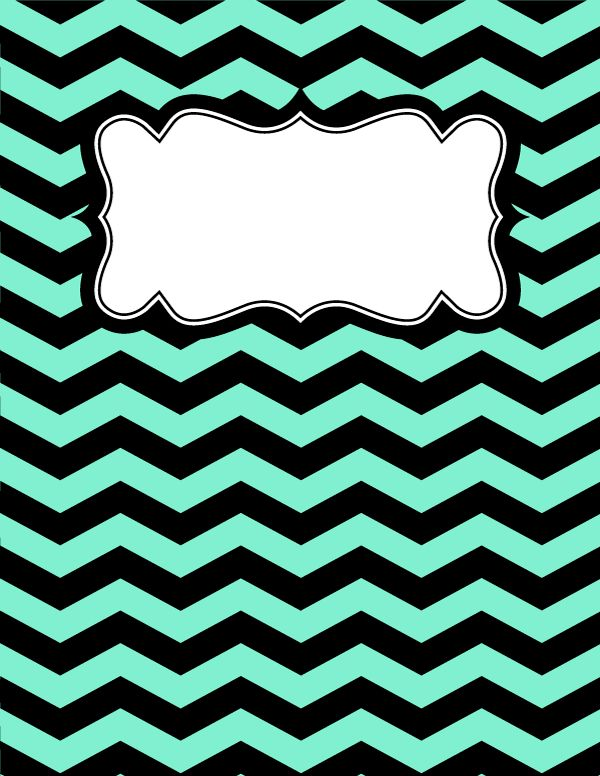 Best 25+ Chevron binder covers ideas on Pinterest Cute school - binder cover template