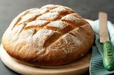 Paul Hollywood's cob loaf recipe from The Great British Bake Off                                                                                                                                                                                 More
