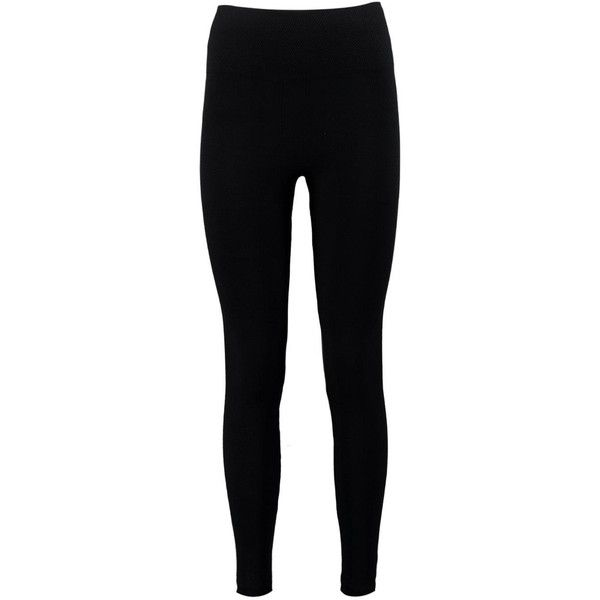 Boohoo Harper Textured Waistband Fleece Lined Leggings ($12) ❤ liked on Polyvore featuring pants, leggings, sport leggings, wide-waistband leggings, fleece lined pants, flat-front pants and wide leg trousers