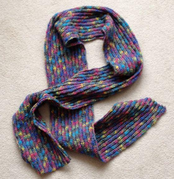 1000+ images about Crochet scarves on Pinterest Crochet ...