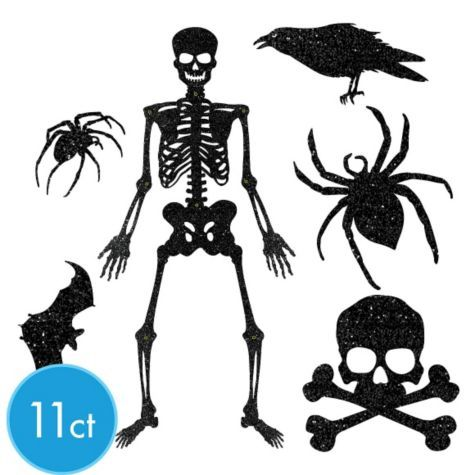 52 best HALLOWEEN Cutouts, Wall Decorations PARTY CITY images on ...