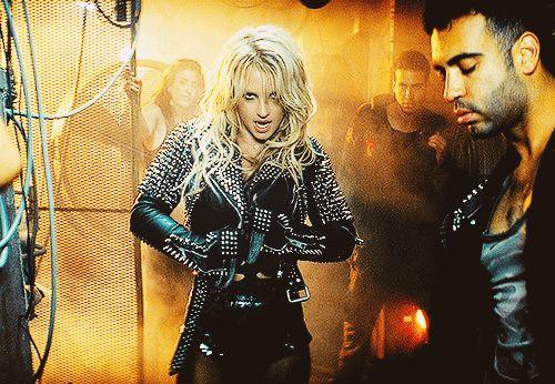 """I got """"_Femme Fatale_ Britney""""!"""