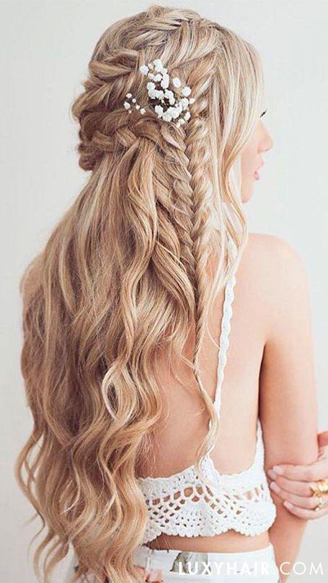 "strawberry blonde - 20"" (220g) | wedding hair inspiration in"