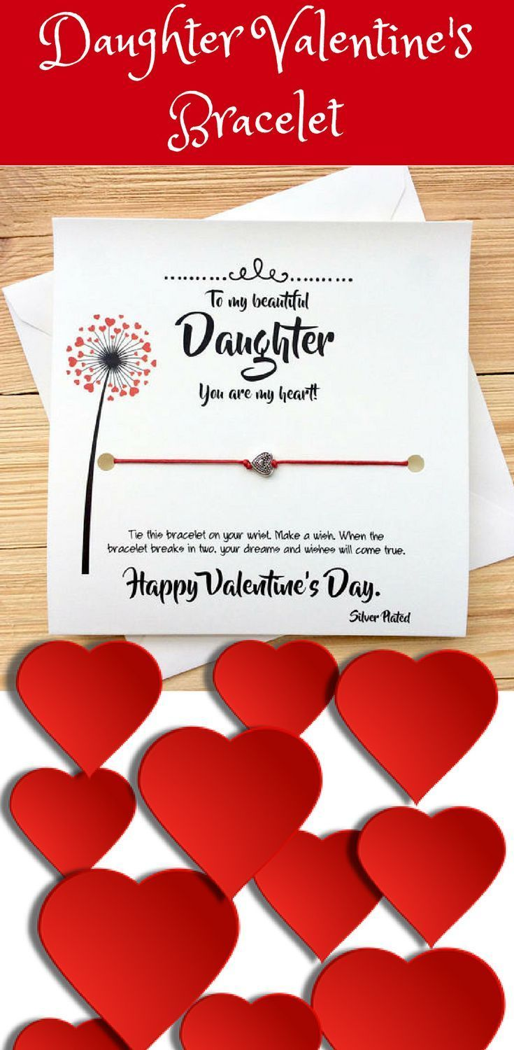 Perfect Valentines Gift For My Older Daughter Valentinesday Giftfordaughter Ad
