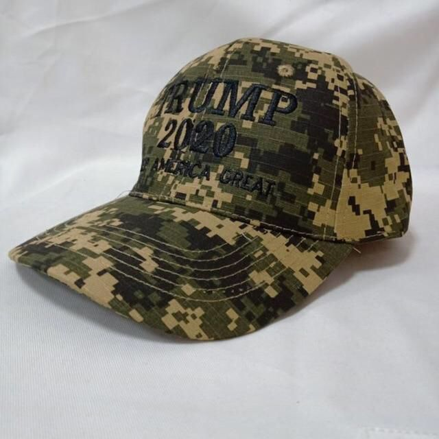 39a508c88 2020 Donald Trump Hat Re-Election Keep America Great Embroidery USA ...