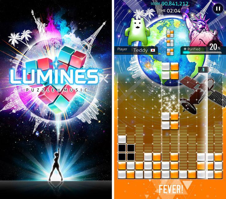 Lumines, le Tetris-like de la PSP de retour sur nos mobiles en 2016 - http://www.frandroid.com/android/applications/jeux-android-applications/340993_lumines-le-tetris-like-de-la-psp-de-retour-sur-nos-mobiles-en-2016  #ApplicationsAndroid, #Jeux
