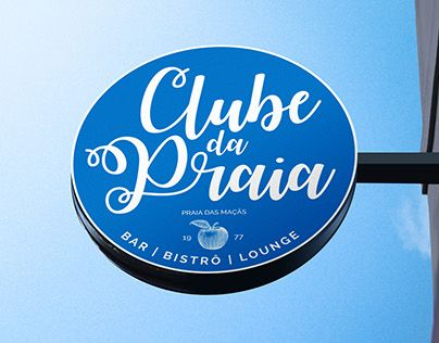 "Check out new work on my @Behance portfolio: ""Clube da Praia - Bar/Bistrô/Lounge"" http://be.net/gallery/59477729/Clube-da-Praia-BarBistroLounge"