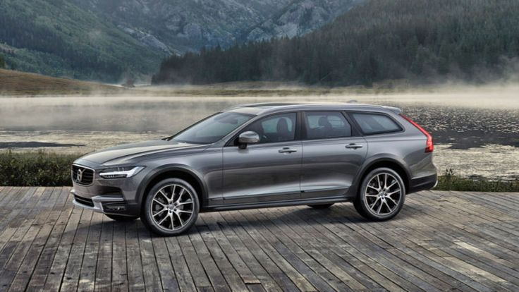 Volvo's Cross Country models have always been one of the standard-bearers of the hopped-up wagon of suburban yore. Although the SUV-crossover-thing has largely overtaken the style, Volvo's still plugging away. This is the latest iteration, the Volvo V90 Cross Country.