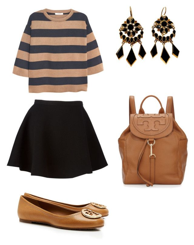 Untitled #17 by marce-castaneda on Polyvore featuring polyvore, fashion, style, MANGO, Neil Barrett and Tory Burch