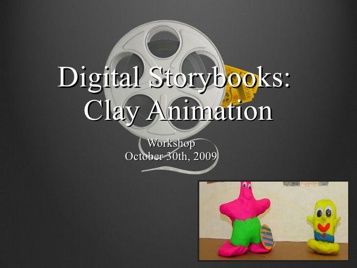Claymation slide show