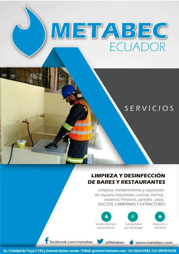 Limpieza de ductos campanas y extractores Ibarra Imbaura Ecuador