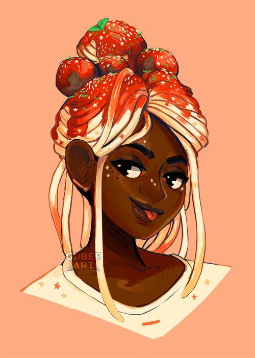 Pin by big dan on Black art in 2020 | Black women art
