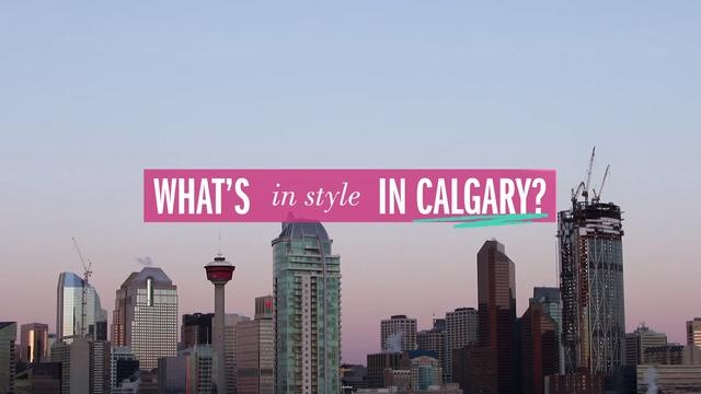 Tourism Calgary X #StyleYYC = Tweet Dress  via @Village.