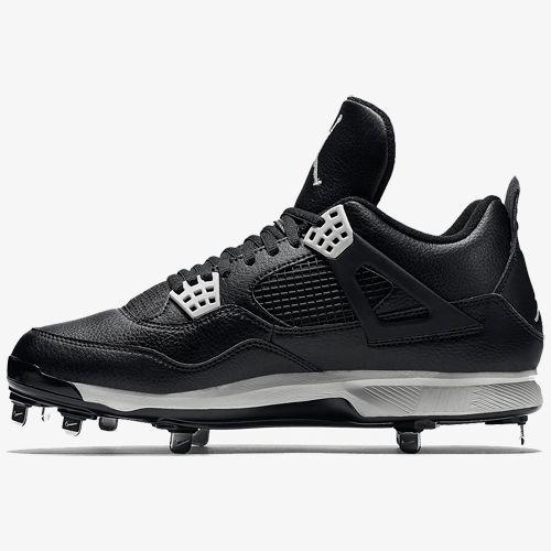 Nike Air Jordan Retro IV Metal Adult Baseball Cleat
