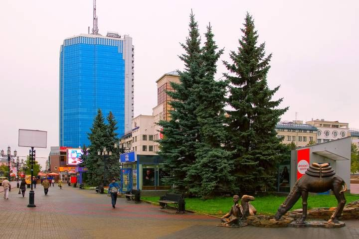 Челябинск - Фотогаллерея