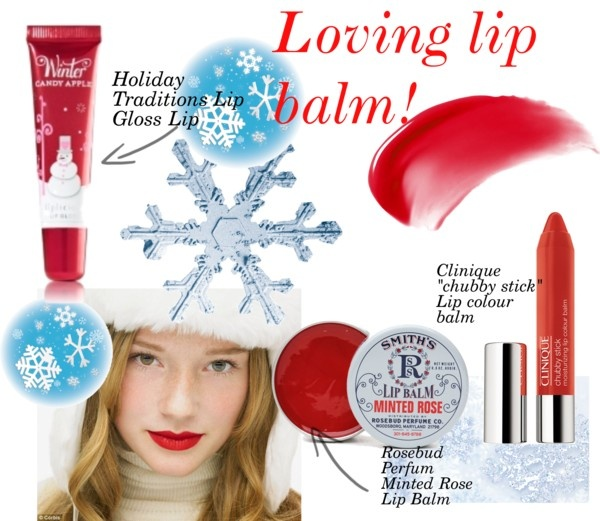 """""""Loving Lip Balm"""" by charlotteandcernit ❤ liked on Polyvore"""