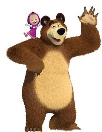 imagem da masha eo urso - Pesquisa Google