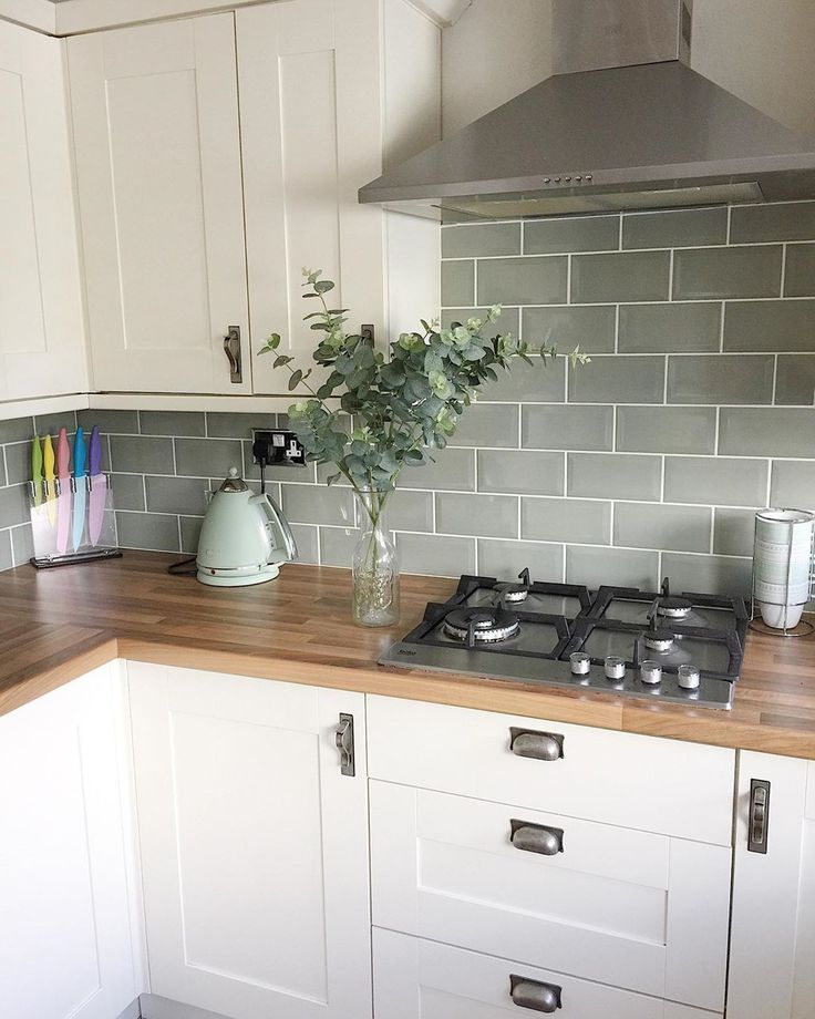 30+ Affordable Kitchen Wall Tile Design Ideas To Try Right ...
