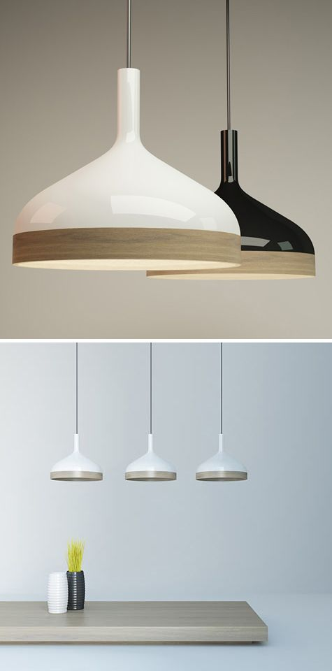 plera pendant light > by enrico zanolla design studio