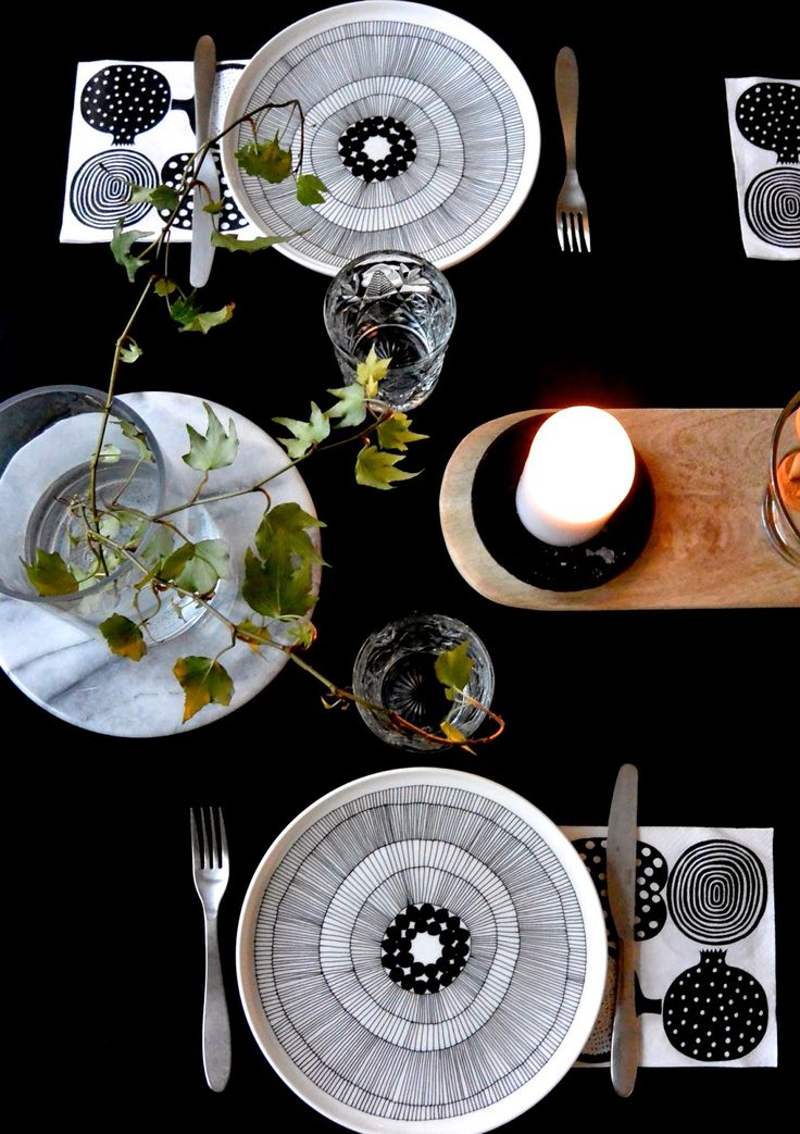 Marimekko ceramics always look stylish