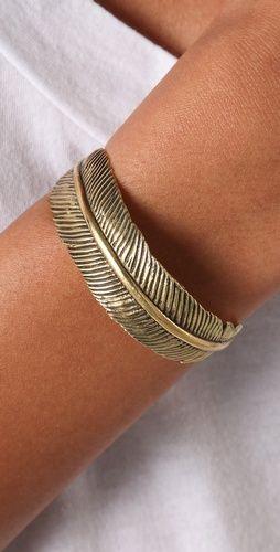 Monserat De Lucca Feather Bracelet | SHOPBOP
