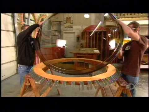 how yurts are made youtube - Fantastisch Kochinseln
