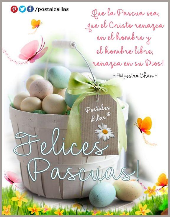 ::Felices Pascuas de Resurrección :: http://www.postaleslilas.com.ar
