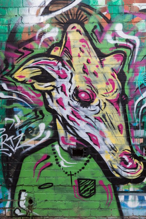 York St, Collingwood #streetart #melbourne