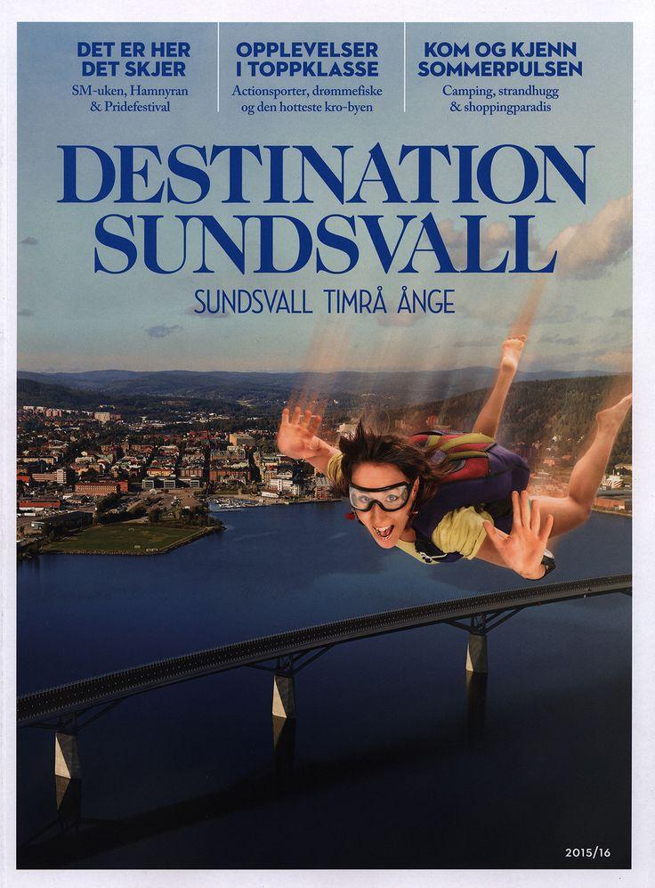 https://flic.kr/p/L6CvRA | Destination Sundsvall 2015-16_1 - Sundsvall Timrå…