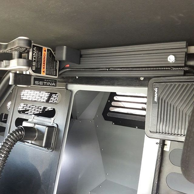 #MontereyCounty #Radio #K9 #outfitters #Setina #BlacRac #AR15 #ShotGun #GunRacks #Ray Allen #ShERIFF #Weaponizing  Racks on Racks on Racks ! K9 build. More firepower. Better launch for the dog after reworking the pop lock modules. K9 Monitoring Systems #montereybaylocals - posted by MedSeVeN MeDNinE https://www.instagram.com/3as3m0ney - See more of Monterey County at http://montereybaylocals.com