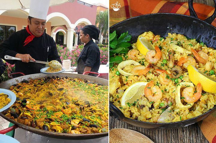 Паэлья - испанское блюдо из риса. Точнее валенсийское блюдо. Именно этот регион Испании считается родиной паэльи. По правилам паэлья должна готовиться на…