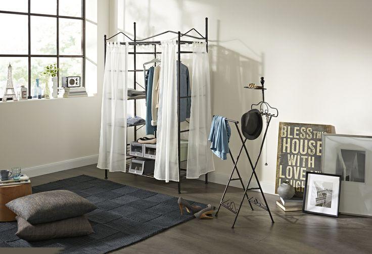 die besten 25 kleiderdiener ideen auf pinterest garderoben rohr h ngeschrank k che obi und. Black Bedroom Furniture Sets. Home Design Ideas