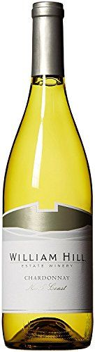 2015 William Hill Estate Winery North Coast Chardonnay 750mL, Official Wine of the PGA TOUR:   In 2015, we primarily sourced our fruit for the North Coast Chardonnay from Sonoma and Mendocino Counties, along with small percentages of grapes from Napa Valley, Lodi, Lake County and the Central Coast. When blended together, each different vineyard source adds a unique layer of flavor, seamlessly blending into a rich Chardonnay with distinct William Hill Estate style. Nearly half of the fr...