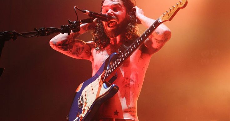 WATCH Biffo Clyro perform a special acoustic session recorded ahead of their performance at Leeds and Reading Festivals