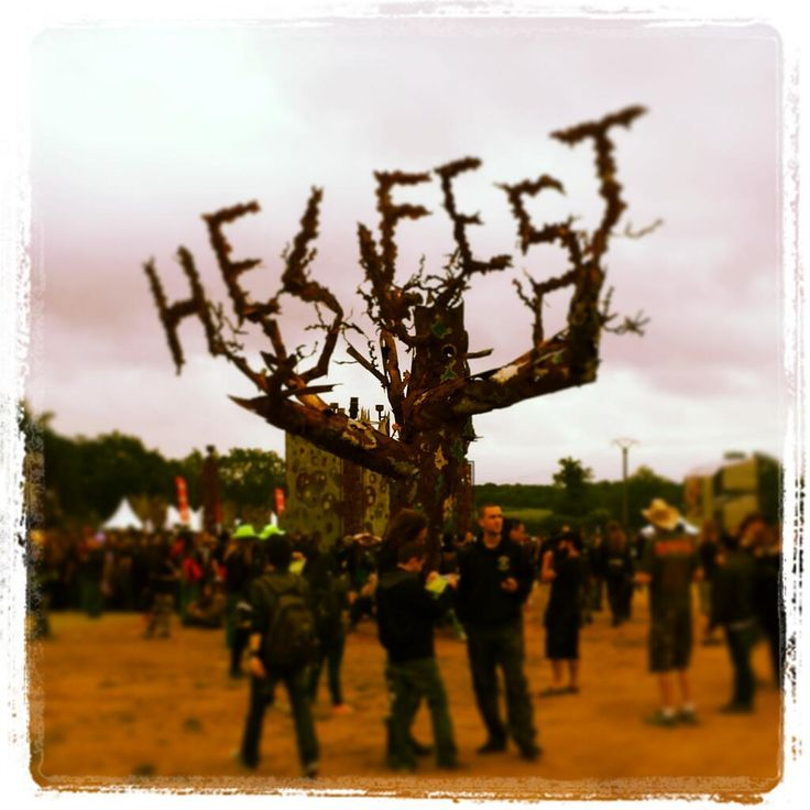 Twitter / mbeurope: Hellfest has started! ...