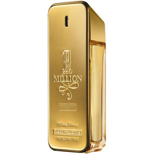 Paco Rabanne - Parfum 1 Million Absolutely Gold - Eau de Parfum - parfum pour homme - perfume for him - men fragrance