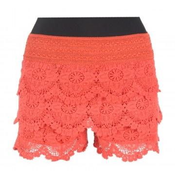 pantaloni dama 2013 din dantela la 95 lei!