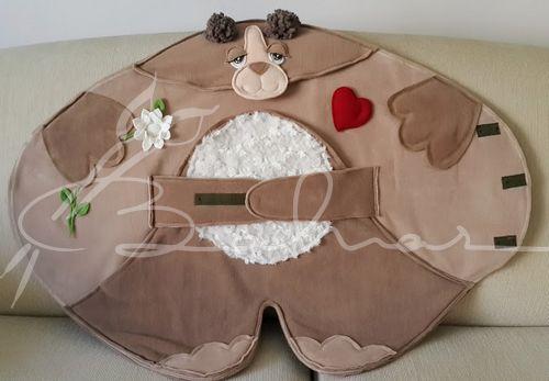 Polar portbebe  Baharca tasarım  handmade